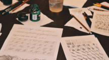Где можно использовать искусство каллиграфии и как можно этому обучиться