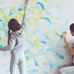раскраска стен